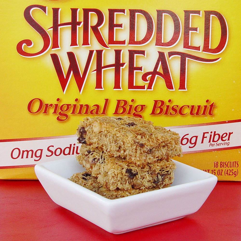 Shredded Wheat Bars