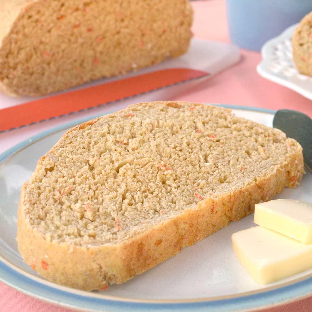 Carrot Oatmeal Bread
