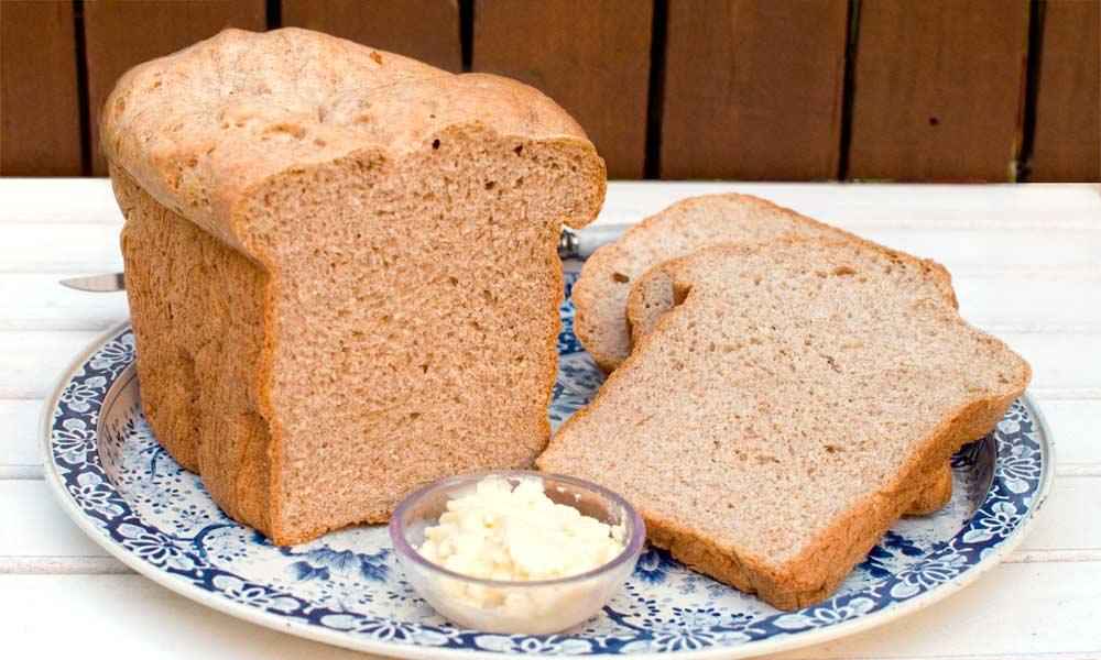 Irish Brown Potato Bread