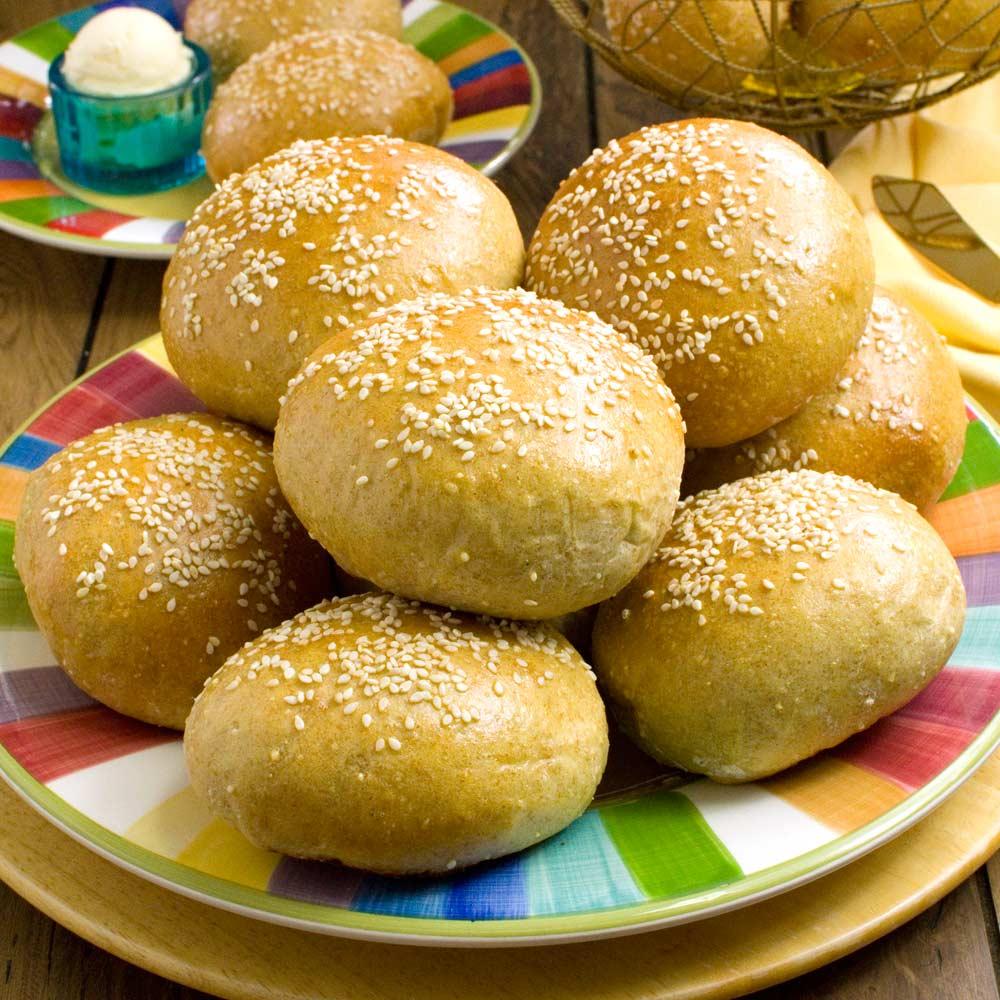 Millet Potato Buns