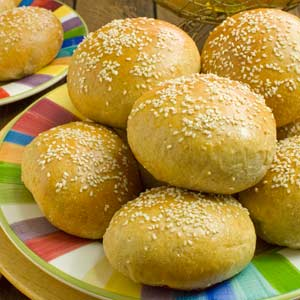 Millet Potato Buns