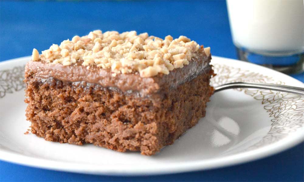 Buttermilk Chocolate Cake