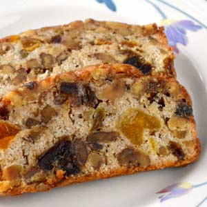 Dried Fruit Fruitcake