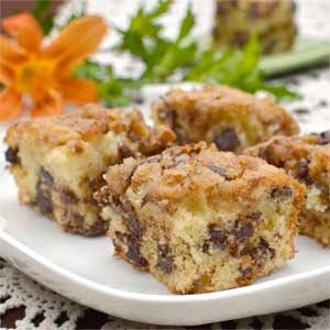 Tollhouse Crumb Cake