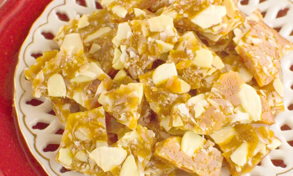 Butter Almond Crunch