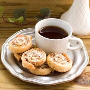 Cinnamon-Sugar Pinwheel Cookies