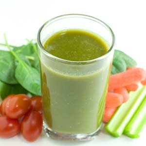 Vitamix Vegetable Juice