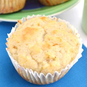 Cottage Cheese Muffin