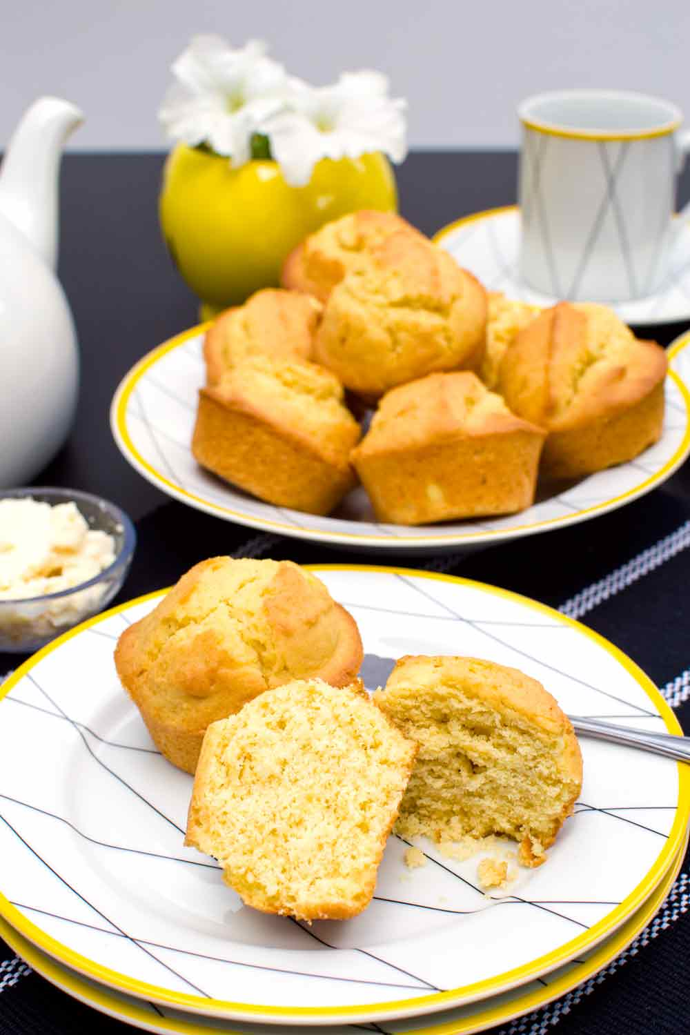 Famous Daves Corn Muffin Copycat
