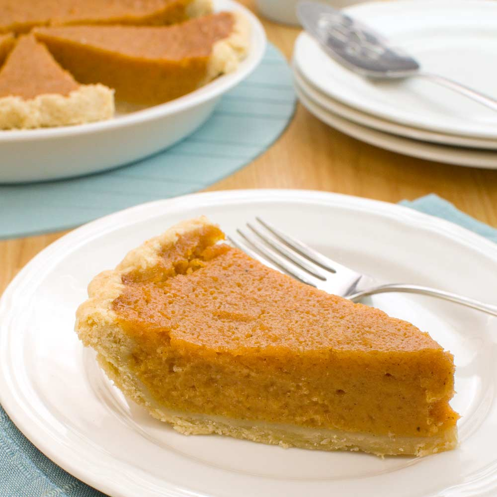 Old South Sweet Potato Pie