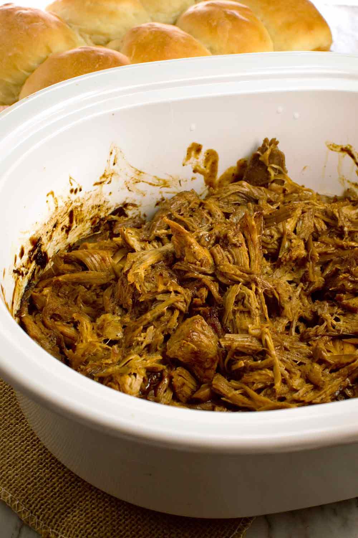 Easy Slow Cooker Pulled Pork