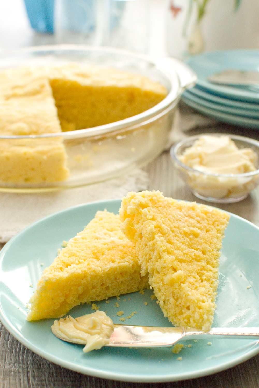 Microwave Corn Bread