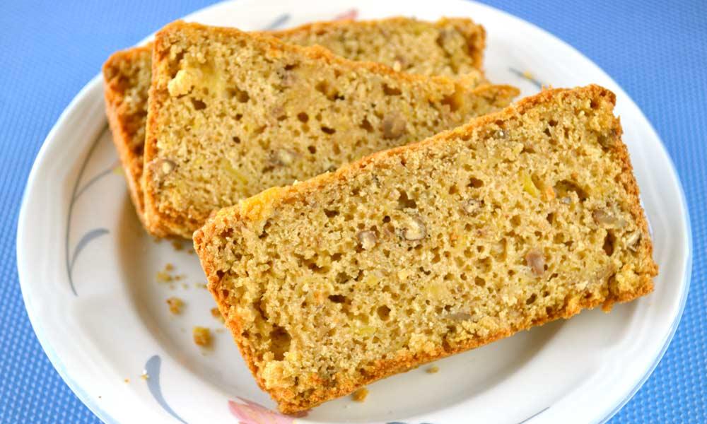 Pineapple Pecan Bread
