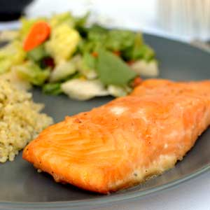 Maple Salmon