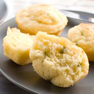 Feta and Chive Muffins